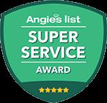 Angies Super Service Award Victory Auto Service & Glass
